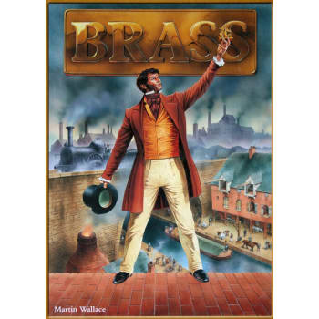 Brass Deluxe Edition board game
