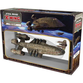 Star Wars X-Wing: C-ROC Cruiser board game