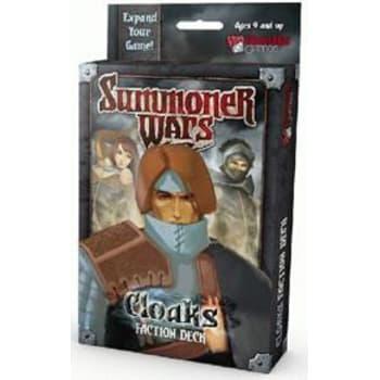 Summoner Wars: Cloaks Faction Deck board game
