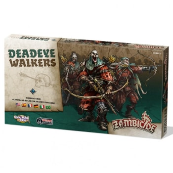Zombicide: Black Plague - Deadeye Walkers board game