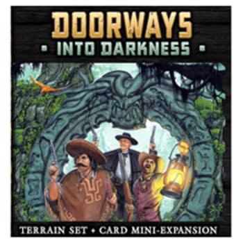 Shadows of Brimstone: Doorways Into Darkness Expansion board game