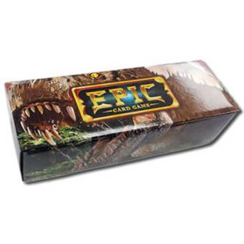 Epic: 400ct Cardbox + 240 Sleeves + 1 Promo board game