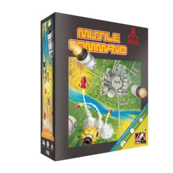 Atari's Missile Command board game