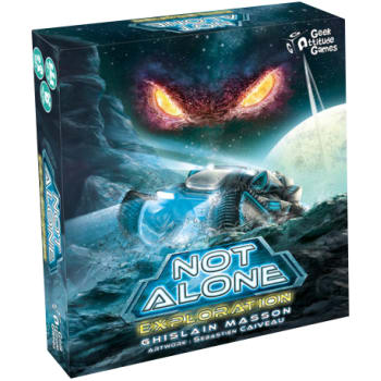 Not Alone: Exploration board game