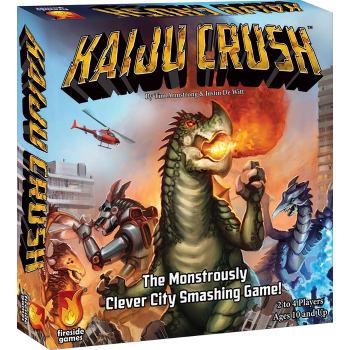 Kaiju Crush board game
