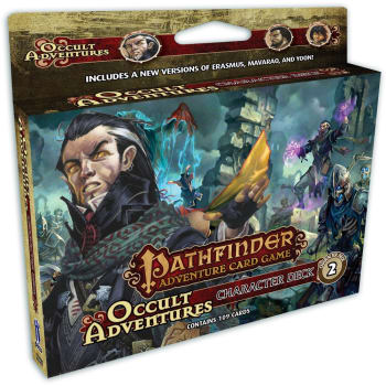 Pathfinder Adventure Card Game: Occult Adventures Character Deck 2 board game