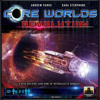 Core Worlds: Revolution board game