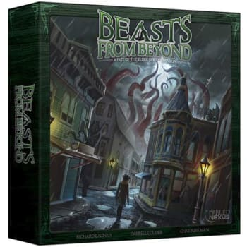 Fate of the Elder Gods: Beasts from Beyond Expansion board game