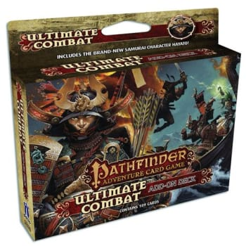 Pathfinder Adventure Card Game: Ultimate Combat Add-On Deck board game