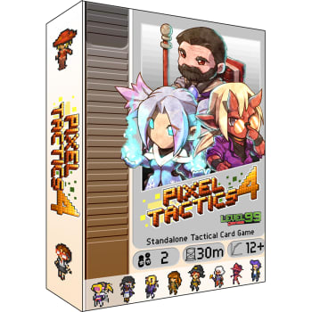 Pixel Tactics 4 board game