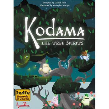 Kodama: The Tree Spirits board game