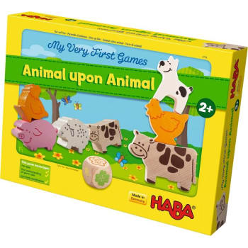 My Very First Games: Animal Upon Animal board game