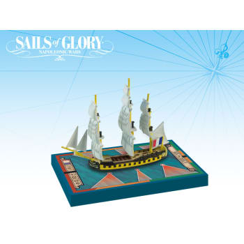 Sails of Glory: Embuscade 1798 Ship Pack board game