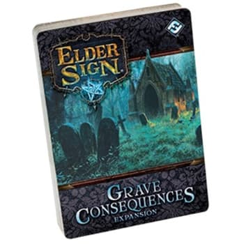 Elder Sign: Grave Consequences Expansion board game