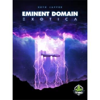 Eminent Domain: Exotica board game