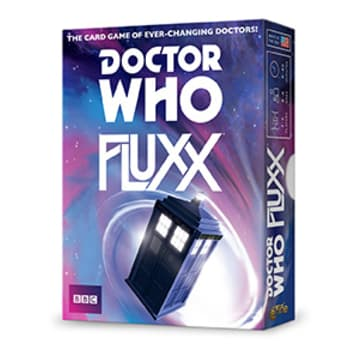 Doctor Who Fluxx board game