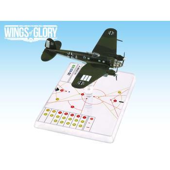 Wings of Glory: World War 2 – Heinkel He.111 board game