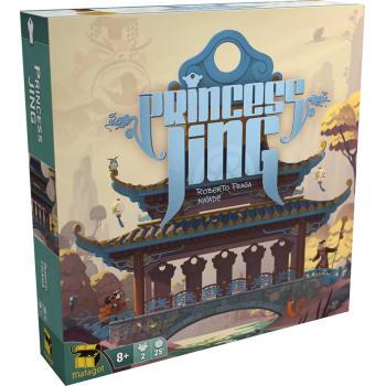 Princess Jing board game