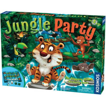 Jungle Party board game