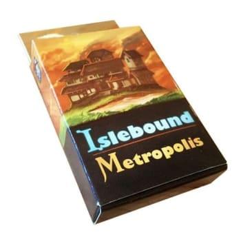 Islebound: Metropolis Expansion board game