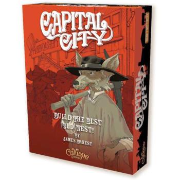 Capital City board game