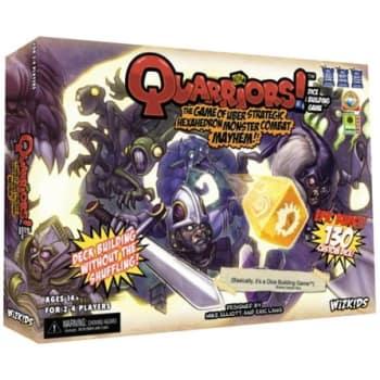 Quarriors board game