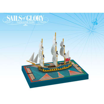 Sails of Glory: HMS Cleopatra 1779 Ship Pack board game