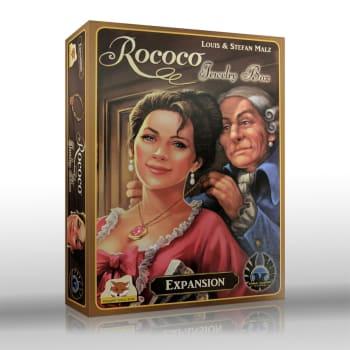 Rococo: Jewelry Box Expansion board game