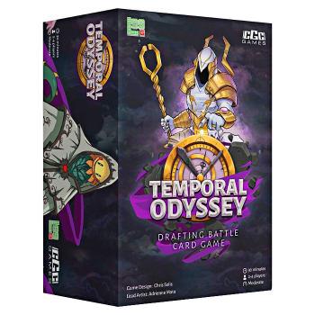 Temporal Odyssey board game