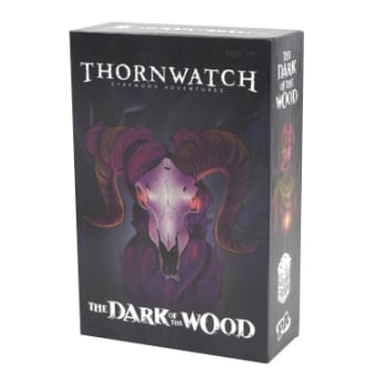 Thornwatch: The Dark of the Wood board game