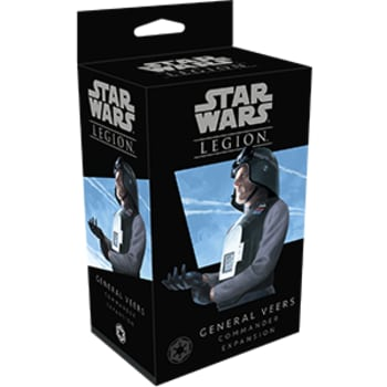 Star Wars: Legion - General Veers Commander Expansion board game