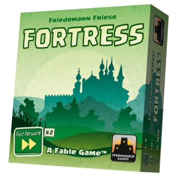 Fast Forward: FORTRESS board game