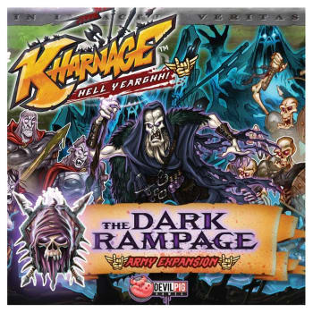 Kharnage: The Dark Rampage Expansion board game