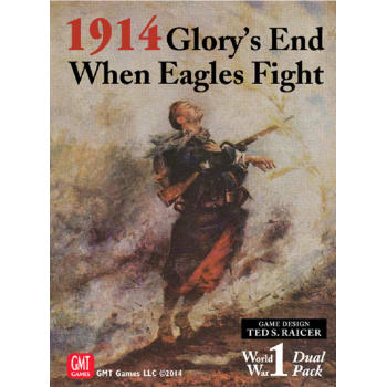 1914: Glory's End / When Eagles Fight board game