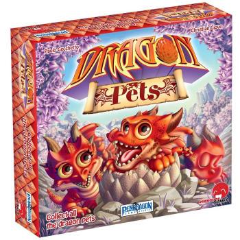 Dragon Pets board game