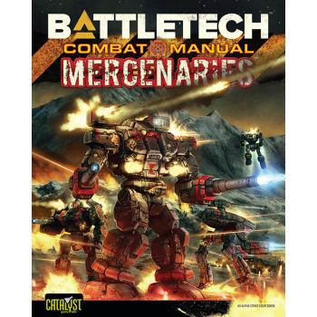 BattleTech: Combat Manual: Mercenaries board game