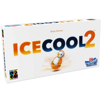 ICECOOL2 board game