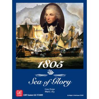 1805: Sea of Glory Board Game board game