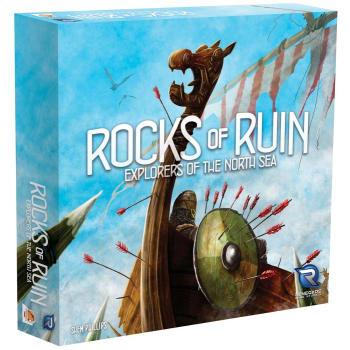 Explorers of the North Sea: Rocks of Ruin Expansion board game