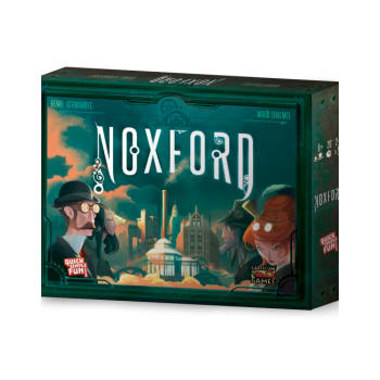 Noxford board game