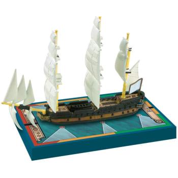 Sails of Glory: Bertin 1761 / Berryer 1759 Ship Pack board game