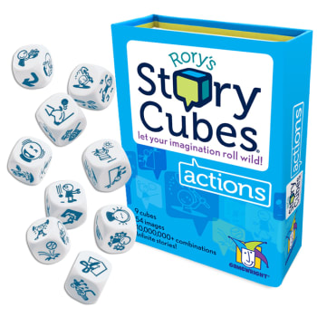 Rory's Story Cubes: Actions board game