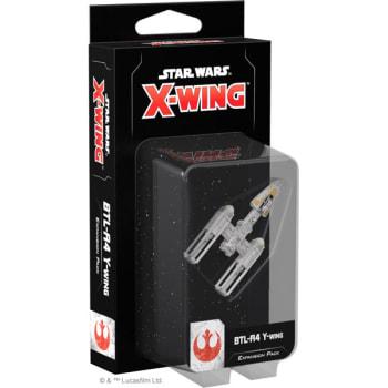 Star Wars X-Wing Second Edition: BTL-A4 Y-Wing board game