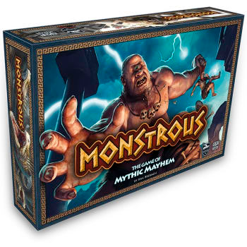 Monstrous board game