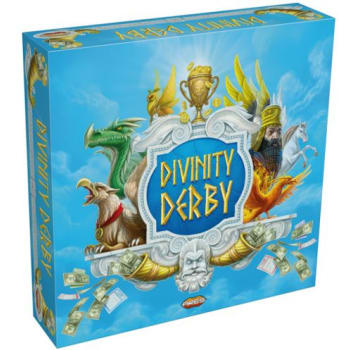 Divinity Derby board game