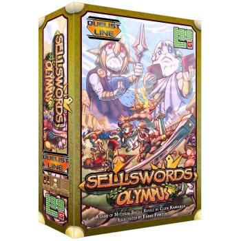Sellswords: Olympus board game