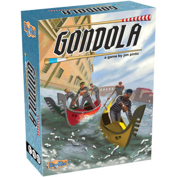 Gondola board game