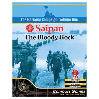 Saipan: The Bloody Rock board game