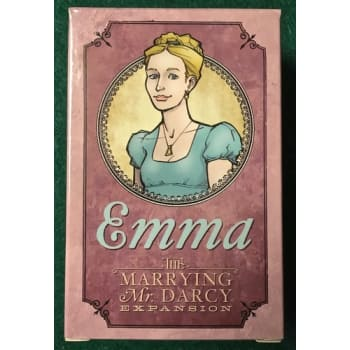 Marrying Mr. Darcy: Emma Expansion board game