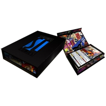 Sentinels of the Multiverse: 5th Anniversary Foil Villain Collection board game